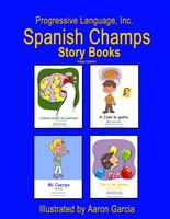 Four delightful children's Spanish stories.