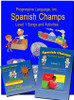 Spanish Song CD, Video DVD and Song and Activity Book