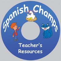 Replacement Spanish Champs Resource CD