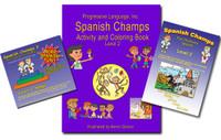 Preschool Spanish and Kindergarten Spanish Level 2