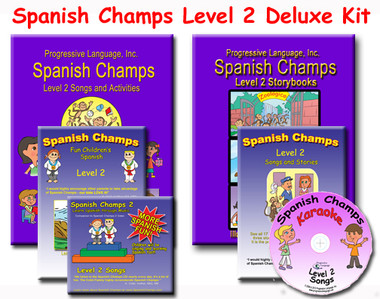 Spanish Champs Level 2 Deluxe Kit