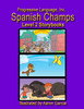 Spanish Champs Level 2 Storybook