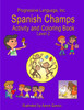 Spanish Champs Level 2 Activity and Coloring Book (Digital) on Resource CD