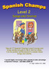 Spanish Champs Level 2 Song and Story DVD