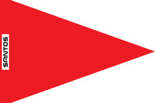 "Santos Tournament Flag - ""Released"""
