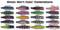 Stock Skirt Color Chart
