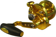 The Santos XJ-10 in gold with a rubber T-Handle
