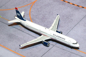 Gemini Jets GJUSA1398 US Airways A321 N162UW 1:400