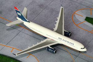 Gemini Jets GJUSA1125 US Airways A330-200 N280AY 1:400