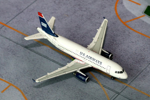 Gemini Jets GJUSA1397 US Airways A319 N801AW 1:400