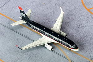Gemini Jets GJUSA1255 US Airways Express ERJ-170 N807MD 1:400