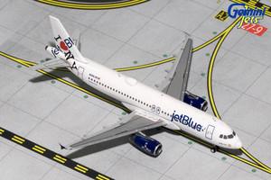Gemini Jets GJJBU1545 A320-200 N586JB 1:400