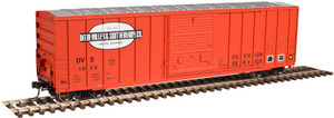 Atlas HO 20003905 Delta Valley & Southern FMC 5347 Box Car #1029