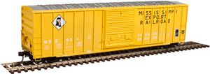 Atlas HO 20003910 Mississippi Export FMC 5347 Box Car #905