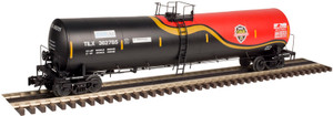 "Atlas O 3005012-02 NS ""First Responders"" 25,500 gal. tank car #490111 3-rail"
