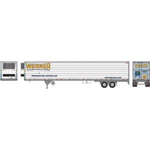 Athearn RTR 29865 Werner 53' Reeder Trailer, # 28860 HO