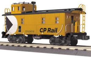 RailKing 30-77213 CP Rail Offset Steel Caboose #434018