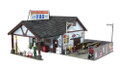 Woodland Scenics BR5048 Ethyl's Gas & Service HO scale Built-Up