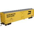 Atlas HO 20002962 Burlington Northern 50' Plug Door Box Car #745058