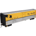 Atlas HO 20002967 D&RGW 50' Plug Door Box Car #60825