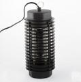 Black Electric Mosquito Killer Lantern Light