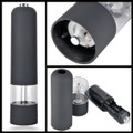 Electric Pepper Spice Salt Mill Grinder Muller