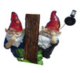 Solar Powered String Light Brother Gnomes Speak 2 LEDs