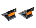 Safety Wheel Stops - 2 Pack