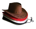 Assorted Cowboy Hats