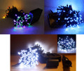 Solar 60/100/120 LED Fairy Light String For Xmas Party Wedding Garden Decor