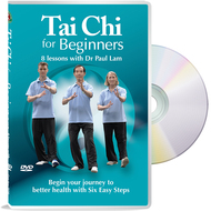 Tai Chi for Beginners - 8 lessons - free lesson