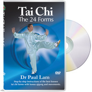 The 24 Forms - Free 1st Lesson Below - World's Most Popular Set