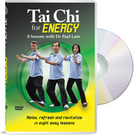 Tai Chi for Energy - Relax, Refresh and Revitalize - Free Lesson