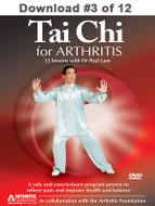 Tai Chi for Arthritis: Lesson #3 Digital Download