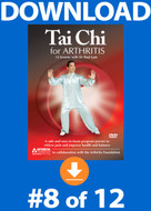 Tai Chi for Arthritis: Lesson #8 Digital Download