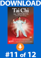 Tai Chi for Arthritis: Lesson #11 Digital Download
