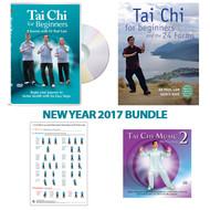 BUNDLE: New Year Resolution 2017 Bundle (Beginning Your Tai Chi Journey)