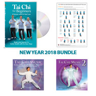 BUNDLE: New Year Resolution 2018 Bundle (Beginning Your Tai Chi Journey)