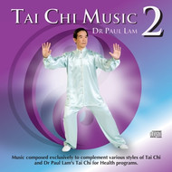 Tai Chi Music CD Volume 2