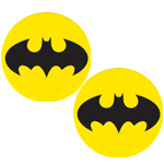 batman nipple pasties