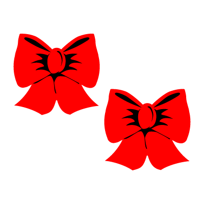 Red Bow Pasties Gift Pasties