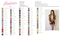 pastease-line-sheet-2016-nipple pasties catalog