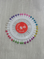 Stright hijab pins