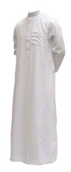 Original Al-Haramain Mens Thobe - White