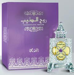 Ruh AL Teeb 15 ml - Attar Frangrance Perfume- by Rasasi