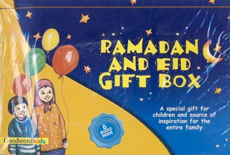 Ramadan and Eid Gift Box (Six Paperback Book)