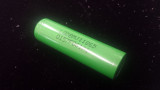 LG18650 MJ1 3.7V 3500mAh High Drain 10A Continuous Discharge Rechargeable Lithium Battery (Flat Top)