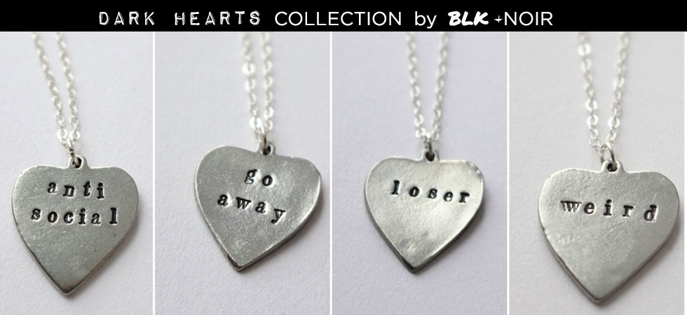 DARK HEARTS COLLECTION