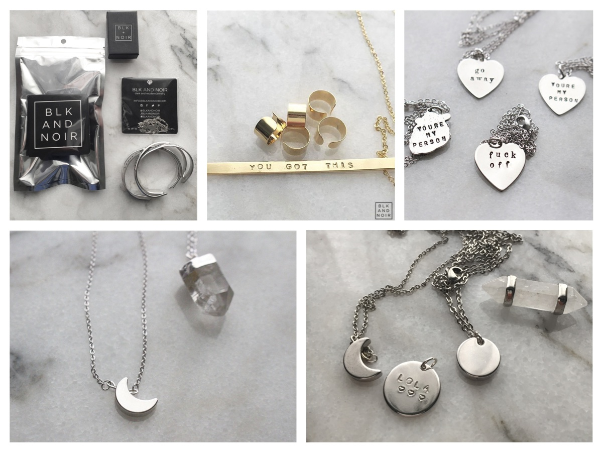 BLK AND NOIR SILVER COLLECTION