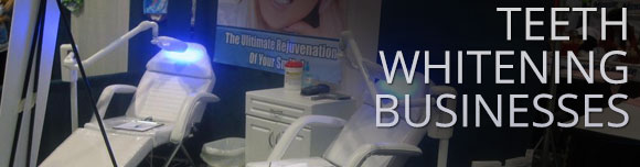 Teeth Whitening Businesses